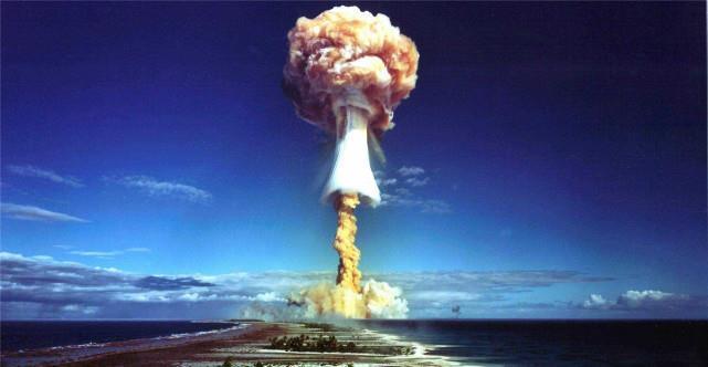 氢弹|如果处于极限状态下,地球可以承受多少枚氢弹的爆炸?