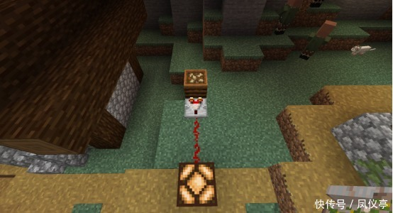 传送门框架|蛋糕也能发电?盘点《我的世界》多数老玩家不知道的红石信号源