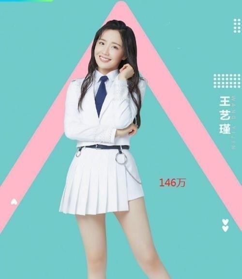 """成绩出道 """"硬糖少女303""""成员微博粉丝量,赵粤535万,张艺凡垫底"""